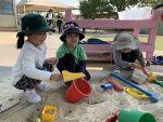 Preschool Sandpit