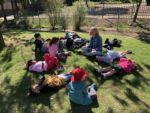 Preschool Outdoor Learning